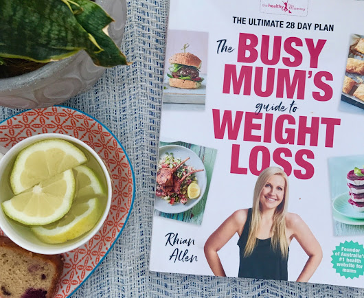 BOOK REVIEW: The Busy Mum's Guide To Weight Loss by Rhian Allen