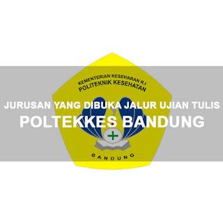 Daftar Jurusan yang di Buka Jalur Ujian Tulis Poltekkes Bandung 2018/2019