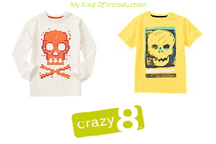 Crazy 8 - Kids Boy Tees