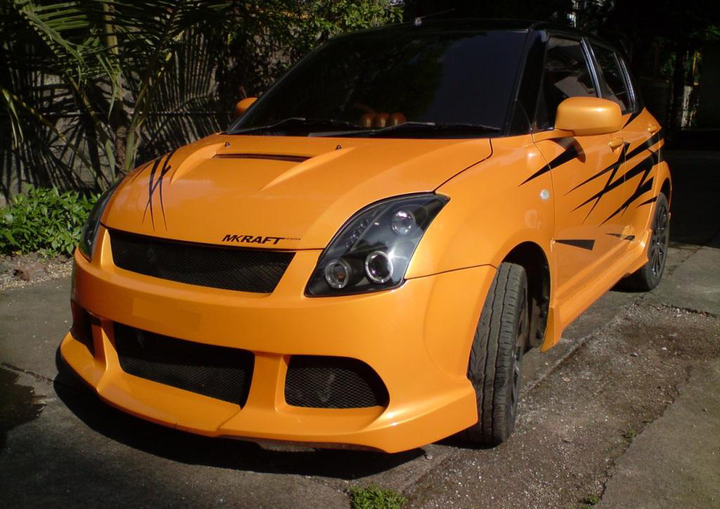 Automobile Trendz Modified Maruti Suzuki Swift
