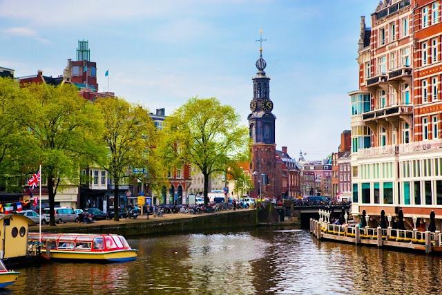 Volendam na Holanda