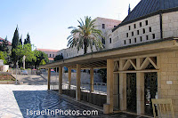 Israel Travel Guide - Christian Holy Sites: Nazareth, Church of the Annunciation