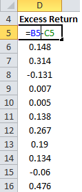 total expense ratio beispiel