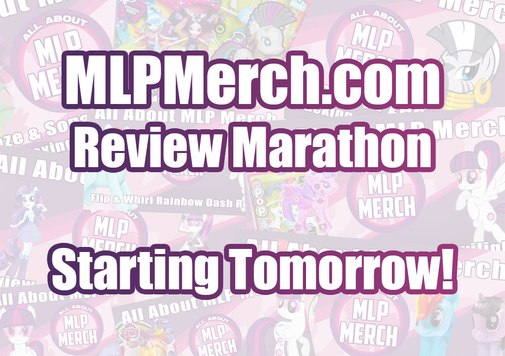 MLPMerch.com Review Marathon