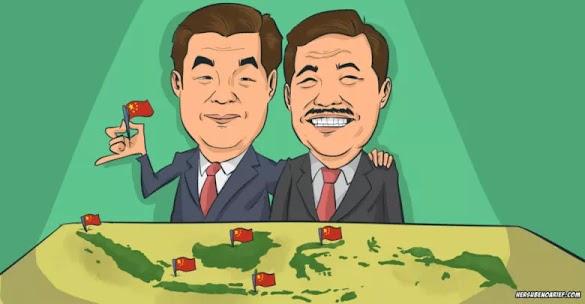 Kepentingan Bisnis dan Politik Cina, di Balik Pilpres 2019