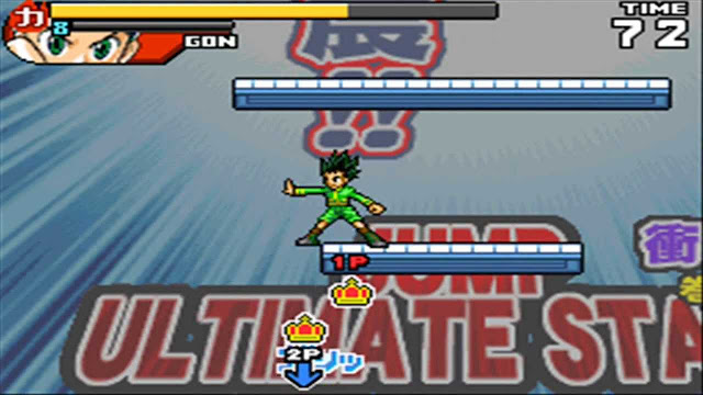 Jump! Ultimate Stars screenshot 3