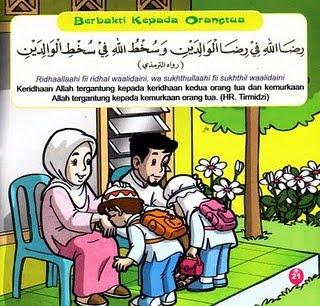 Aboe Akbar Abi Perilaku Hormat Terhadap Orang Tua