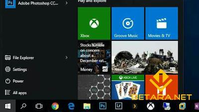 Tidak Bisa Membuka START Menu di Windows 10 | Cara Mengatasinya?