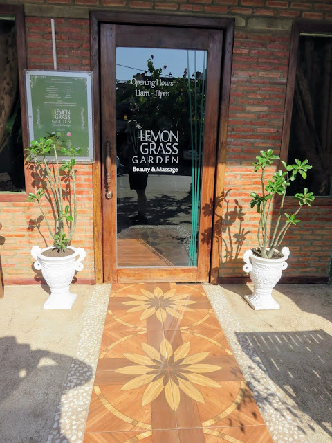 Lemongrass Garden Spa in Siem Reap Cambodia