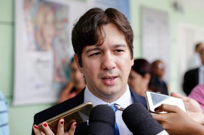 Prefeito de Teresina (PI) Samuel Silveira considera positivo desempenho da Guarda Civil Municipal