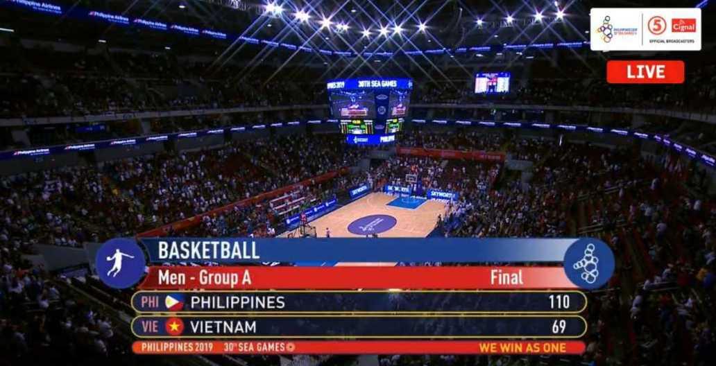 Gilas Pilipinas def. Vietnam, 110-69 (HIGHLIGHTS) SEA Games 2019 | December 6