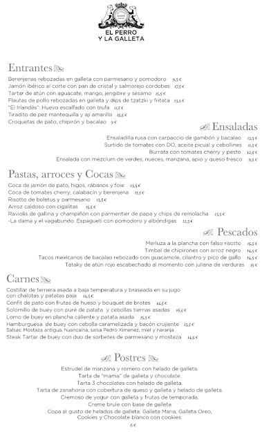 el-perro-y-la-galleta-restaurante-Chez Agnes-carta
