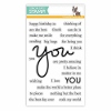 SSS You Matter stamp set