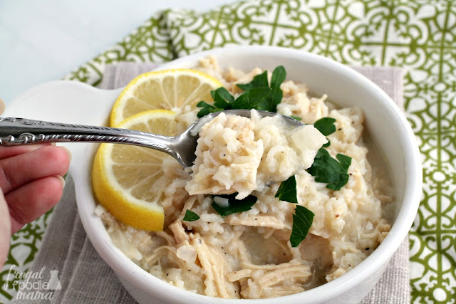 Make a Greek restaurant favorite at home with this easy recipe for Homemade Chicken Lemon Soup.