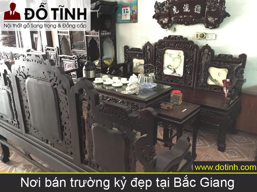 Cửa hàng nội thất tại Bắc Giang - Nơi bán trường kỷ đẹp