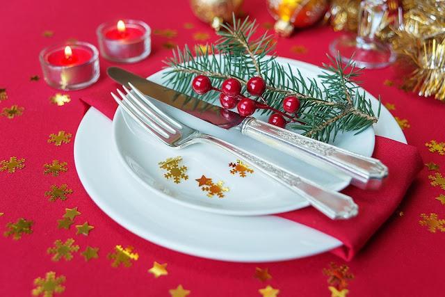 como decorar a mesa pra ceia de natal blog lu tudo sobre beleza