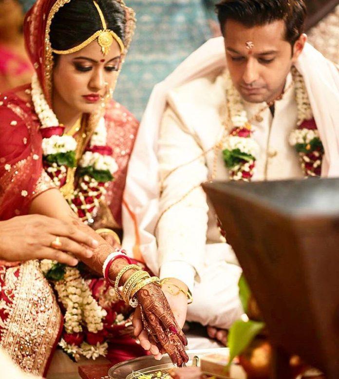 Ishita-Vatsal-seth-wedding