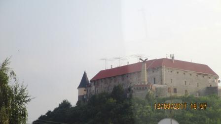 Мукачівький замок Паланок
