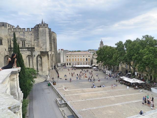 Palais du Papais