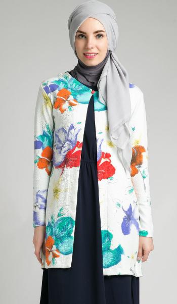 Koleksi Desain Busana Muslim Modern Masa Kini
