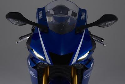 Gambar Yamaha YZF-R6 2017 Depan