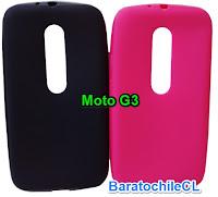 Carcasa Gel Motorola Moto G3