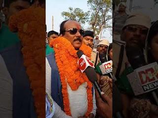 jhanjharpur-rjd-candidate-home-villege