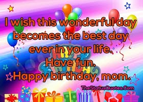Happy Birthday Wishes For Mother 120 Best Happy Birthday Mom