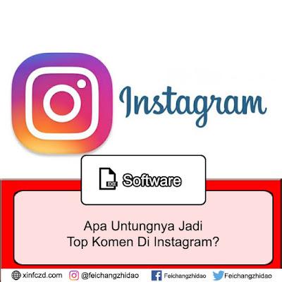 Apa Untungnya Jadi Top Komen Di Instagram?