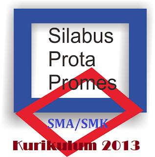 Promes Bahasa Indonesia Kelas X, XI, XII Kurikulum 2013
