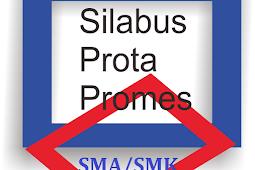 Download Prota Promes Bahasa Indonesia Sma/Smk Kelas X, Xi, Xii Kurikulum 2013