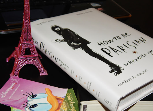 Decorastyl: Book preview: How to be Parisian