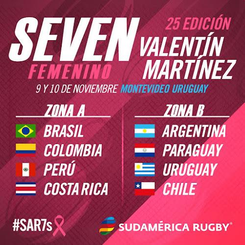 #SAR7s: las chicas juegan el Valentín Martínez