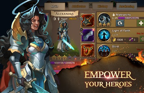 Chaos Lords Tactical RPG Apk+Data Free on Android Game Download