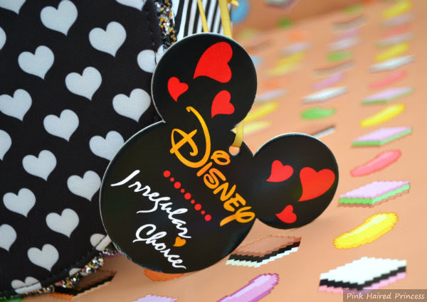 Irregular Choice Disney tag