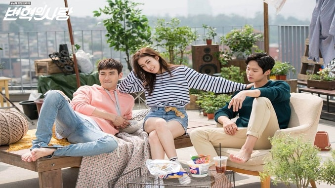 Drama Korea Revolutionary Love Subtitle Indonesia