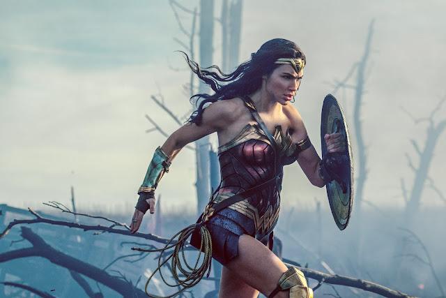 "Gal Gadot als ""Wonder Woman"" Diana"