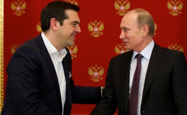 Πούτιν: «Σαχλαμάρες» τα περί συνωμοσίας εις βάρος της Ελλάδας