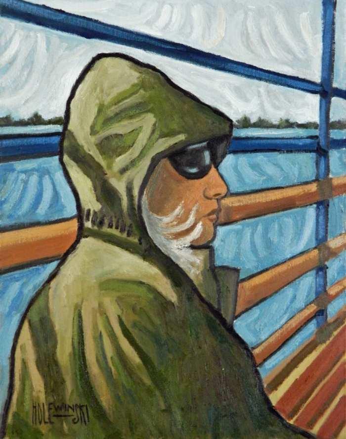 Американский художник. Robert Holewinski