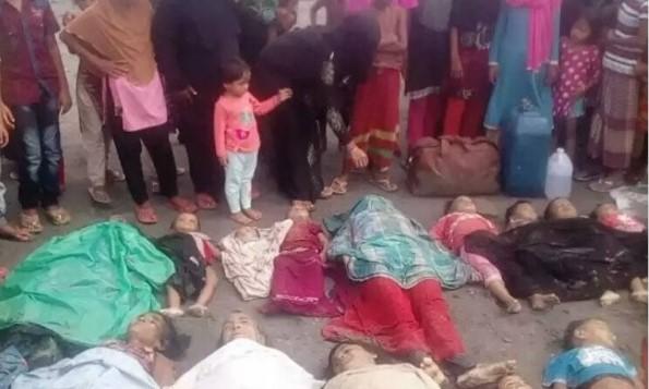 Pemimpin Gerilyawan Rohingya: Bayi, Balita dan Wanita Dibunuh dan Dimutilasi, Masihkah Kalian Diam