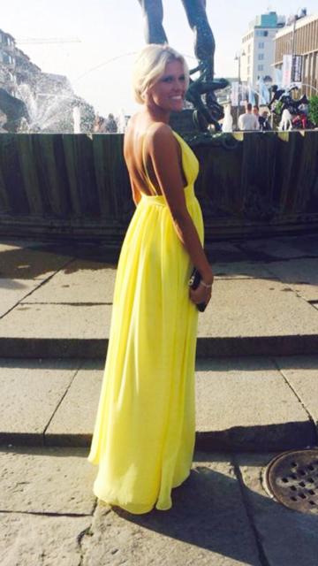 c099948d429c Fick min klänning idag - efterlängtad klänning - Passar perfekt ...