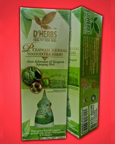 Perawan Herbal Wash De Herbs Shafi Malaysia