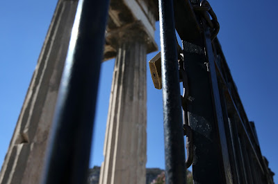 Η Κονιόρδου συγκαλεί εκτάκτως ευρεία σύσκεψη για τα προβλήματα στους αρχαιολογικούς χώρους