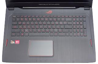 Review ASUS ROG STRIX GL702ZC