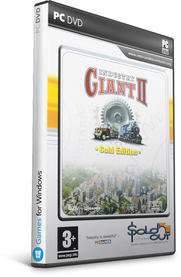 DESCARGAR Industry Giant 2 Multilenguaje (Español) (PC-GAME) MEGA