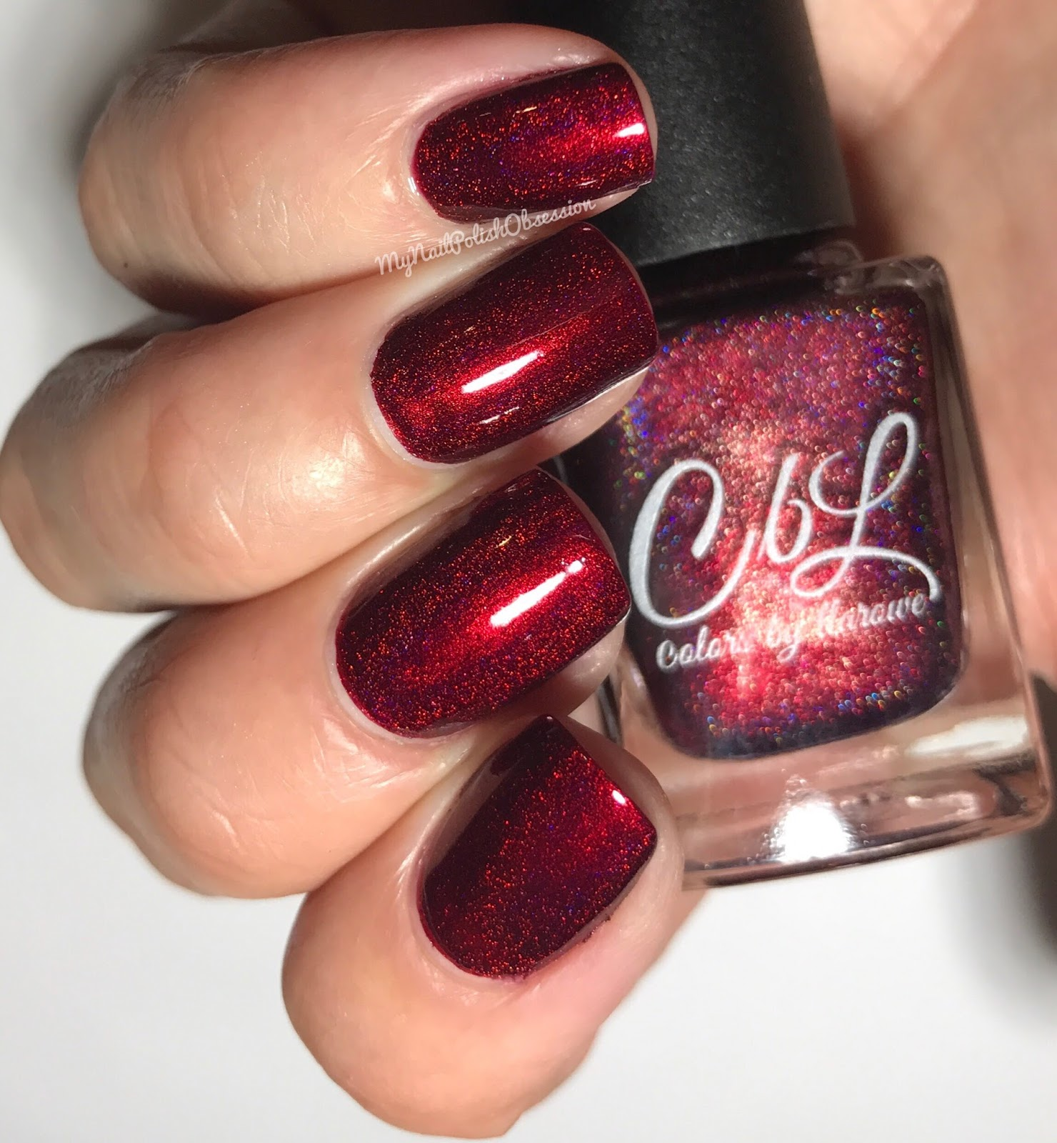 My Nail Polish Obsession: Colors by Llarowe; Valentines 2017 Collection
