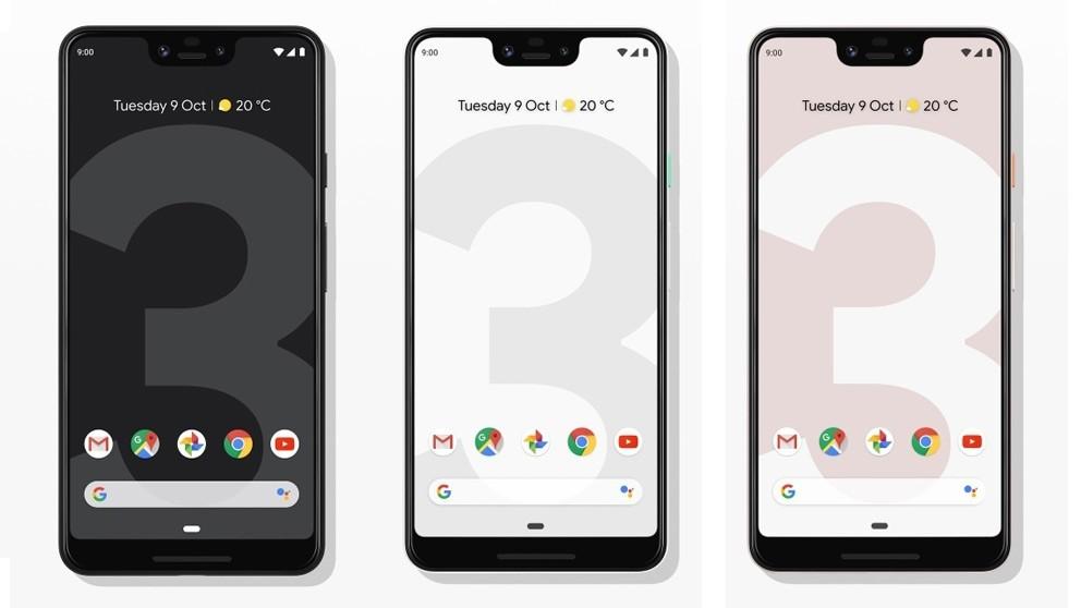 Smarpthone Google Pixel 4