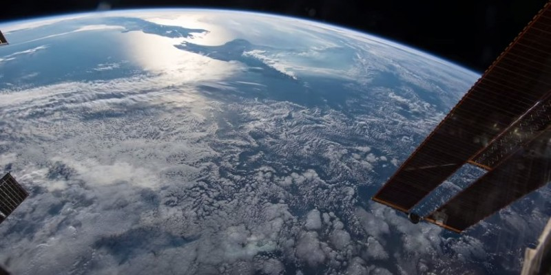 Our Living Planet From Space
