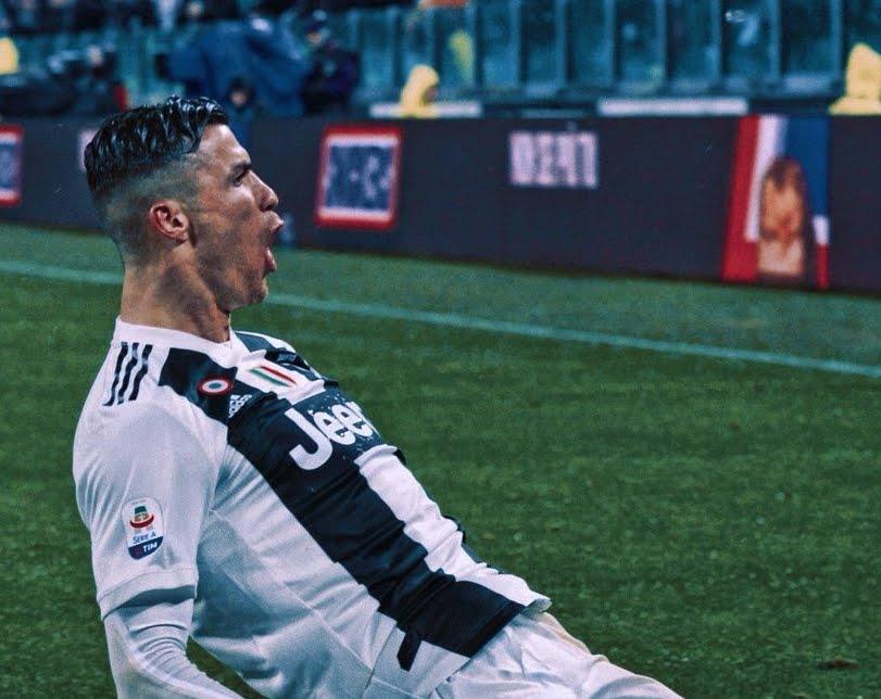 Oggi è il compleanno di CR7 Cristiano Ronaldo della Juventus.