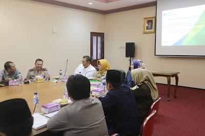 FGD Pemkot Mojokerto – BPJS Ketenagakerjaan : Samakan Persepsi, Teken MoU Jaminan Sosial Ketenagakerjaan